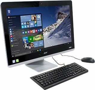 Acer Aspire Z3-715 <DQ.B84ER.005> i3 7100T/8/1Tb/DVD-RW/940M/WiFi/BT/Win10/23.8