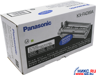 Drum Unit Panasonic KX-FAD89A(7) для KX-FL401/402/403, KX-FLC411/412/413